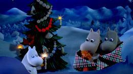photo 1/3 - Les Moomins attendent Noël - © Les Films du Préau