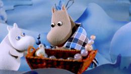 Les Moomins attendent Noël photo 2 sur 3