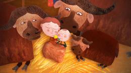 photo 5/5 - La petite fille de la nuit - Le vent dans les roseaux - © Cinema Public Films
