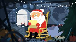 photo 1/6 - Myrtille et la lettre au Père Noël - © Cinema Public Films