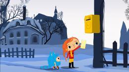 photo 4/6 - Myrtille et la lettre au Père Noël - © Cinema Public Films