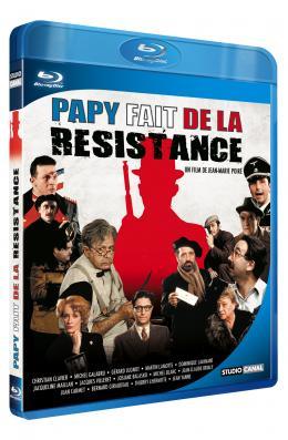 Papy fait de la résistance Blu-ray photo 1 sur 1
