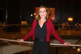 photo 2/14 - Toronto 2017 : Sandrine Bonnaire prend la pose devant notre objectif - © Isabelle Vautier pour @CommeAuCinema.com