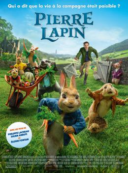 photo 10/14 - Pierre Lapin - © Sony Pictures