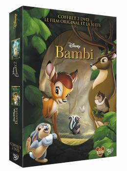 Bambi Bipack Bambi et Bambi 2 photo 3 sur 19