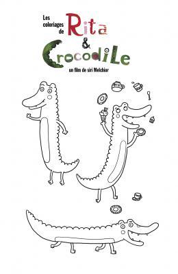 photo 11/15 - Rita et Crocodile - © Gebeka Films