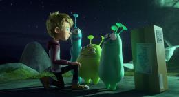 Léo et les extraterrestres photo 5 sur 8