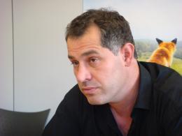 Luc Jacquet Lors de notre rencontre pour Le Renard et l'Enfant photo 9 sur 11