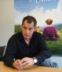 Luc Jacquet Lors de notre rencontre pour Le Renard et l'Enfant photo 10 sur 11