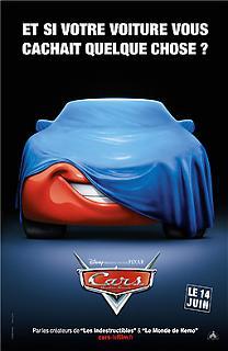 Cars Affiche préventive française photo 3 sur 78