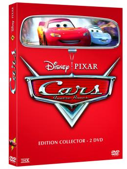 photo 78/78 - Dvd - Edition collector - Cars - © BVI