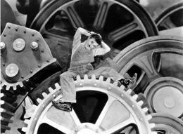 Charles Chaplin Charlie Chaplin, Les Temps Modernes photo 9 sur 25