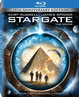 Stargate, la porte des étoiles Blu-Ray photo 1 sur 1