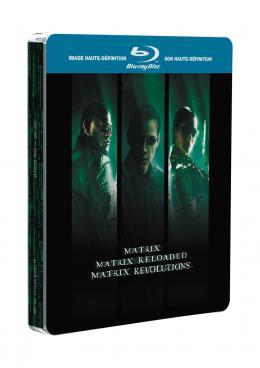 Coffret Matrix : La trilogie photo 2 sur 3