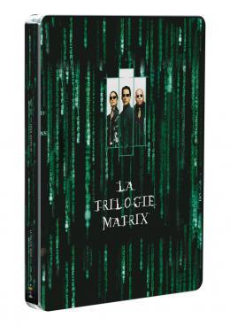 Coffret Matrix : La trilogie photo 1 sur 3