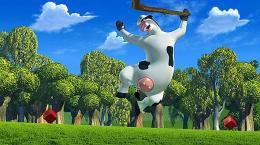 La ferme en folie film 2006 animation comedie - Vache en folie ...