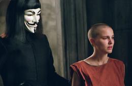 V pour Vendetta Natalie Portman, Hugo Weaving photo 3 sur 46
