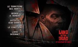 photo 18/19 - Menu Dvd - Land of the Dead (Le Territoire des Morts)