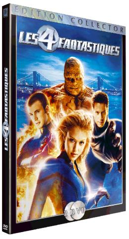 photo 14/17 - Dvd - Edition Collector - Les 4 fantastiques