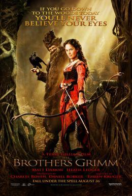 Les frères Grimm Affiche teaser américaine photo 6 sur 15