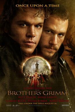 Les frères Grimm Affiche teaser américaine photo 2 sur 15