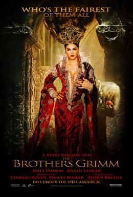 Les frères Grimm Affiche teaser américaine photo 3 sur 15