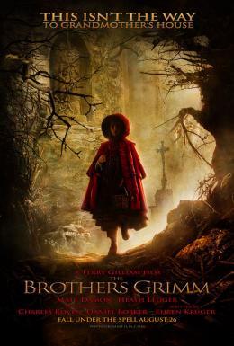 Les frères Grimm Affiche teaser américaine photo 4 sur 15