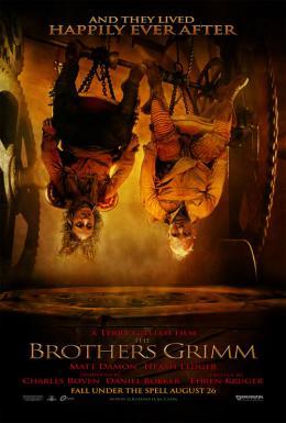 Les frères Grimm Affiche teaser américaine photo 5 sur 15