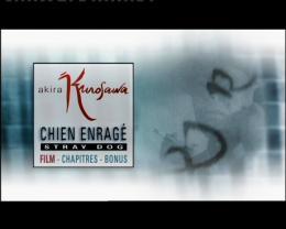 Chien Enrag� menu Dvd photo 7 sur 8
