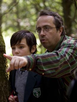 Jaco Van Dormael Sur le tournage de Mr Nobody photo 7 sur 8