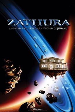 photo 15/16 - Affiche am�ricaine - Zathura - Une aventure spatiale