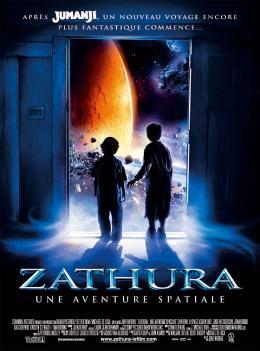 photo 16/16 - Affiche pr�ventive fran�aise - Zathura - Une aventure spatiale