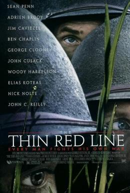 La Ligne Rouge Affiche photo 1 sur 15