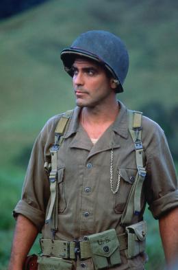 photo 12/15 - George Clooney - La Ligne Rouge - © Fox Pathé Europa (FPE)