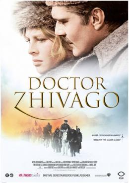 photo 1/1 - Le Docteur Jivago - © Warner Home Vid�o