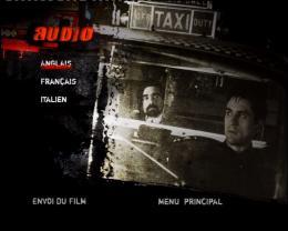 photo 22/30 - Menu Dvd - Taxi Driver - © Les Grands Films Classiques