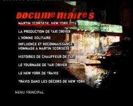 photo 25/30 - Menu Dvd - Taxi Driver - © Les Grands Films Classiques