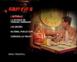 photo 26/30 - Menu Dvd - Taxi Driver - © Les Grands Films Classiques