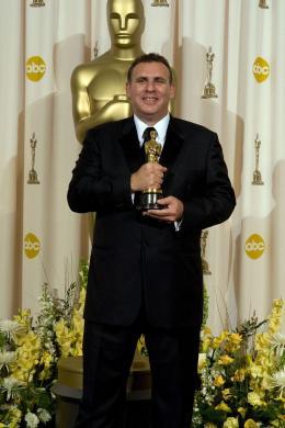 Graham King Cérémonie des Oscars 2007 photo 2 sur 2