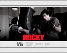 photo 12/16 - Menu Dvd - Rocky - © Fox Pathé Europa
