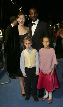photo 45/61 - Avant-première du film à Londres - Le 7 décembre 2005 - Le Monde de Narnia - Chapitre 1 : Le Lion, la Sorcière Blanche et l'Armoire Magique
