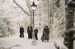 photo 9/61 - Georgie Henley, Skandar Keynes, William Moseley, Anna Popplewell - Le Monde de Narnia - Chapitre 1 : Le Lion, la Sorcière Blanche et l'Armoire Magique