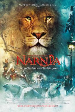 photo 1/61 - Affiche originale - Le Monde de Narnia - Chapitre 1 : Le Lion, la Sorcière Blanche et l'Armoire Magique