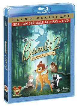 Bambi 2 Blue Ray photo 2 sur 24