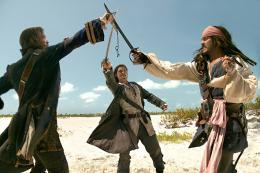 photo 17/81 - Pirates des Caraïbes, le secret du coffre maudit - © BVI