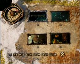 photo 81/81 - Menu DVD - Pirates des Caraïbes, le secret du coffre maudit - © BVI