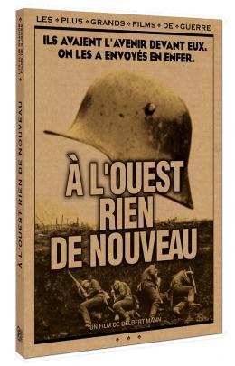 photo 1/1 - Dvd - Edition Opening - A l'Ouest Rien de Nouveau - © Opening