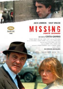 photo 17/19 - Missing (Porté Disparu) - © Splendor Films