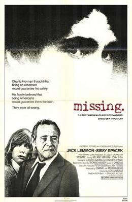 photo 19/19 - Missing (Port� Disparu) - © Universal Pictures Vid�o