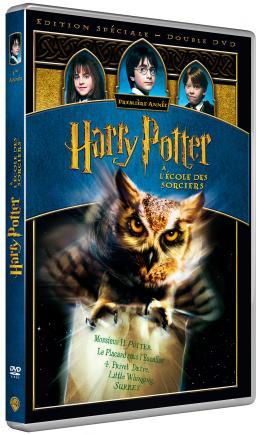 photo 22/22 - Dvd, édition Ultimate - Harry Potter à l'école des sorciers - © Warner Home Vidéo